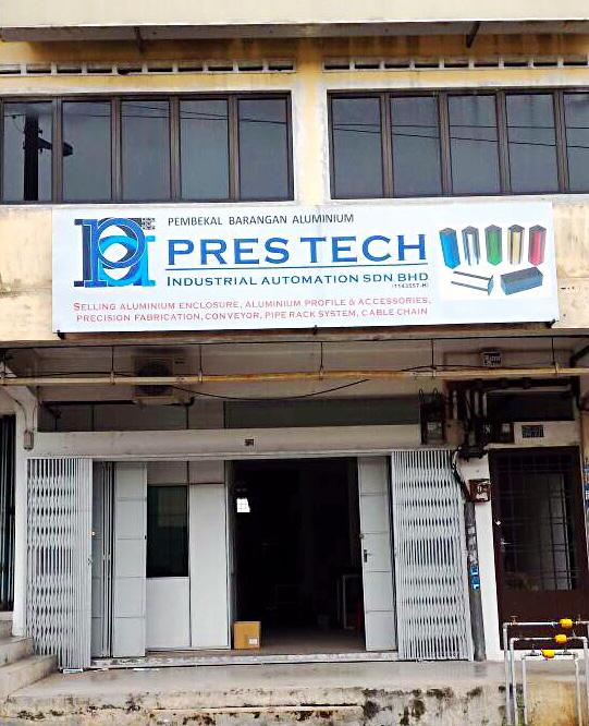 Prestech Industrial Automation Pte Ltd