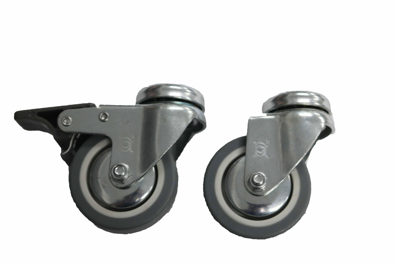 Light Duty Caster Wheel PTF-HS065-TPU & PTF-HL065-TPU