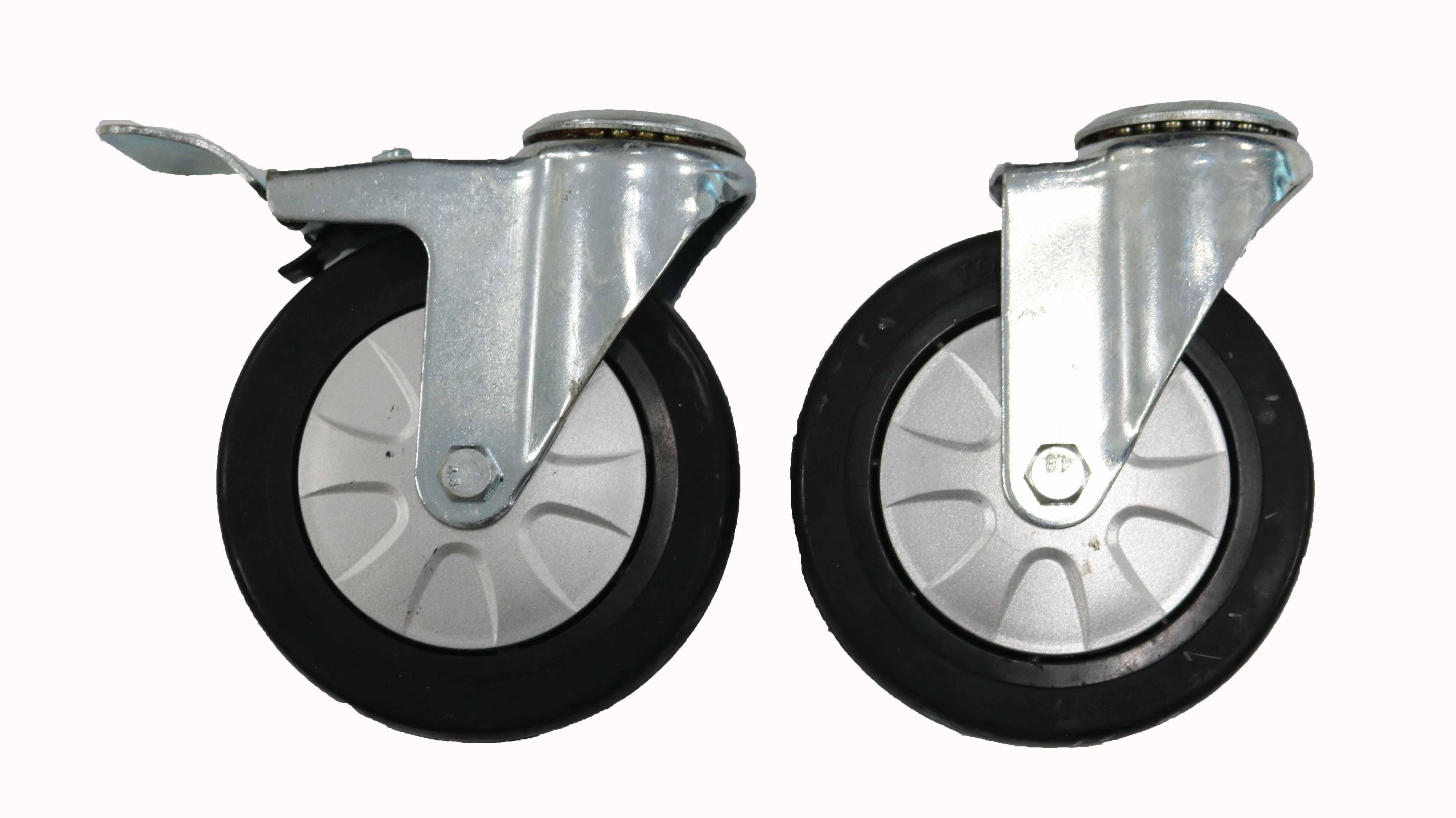 Light Duty Caster Wheel PTF-HS100-TPU & PTF-HL100-TPU