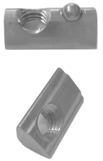 Half Round Nut Material:Stainless Steel